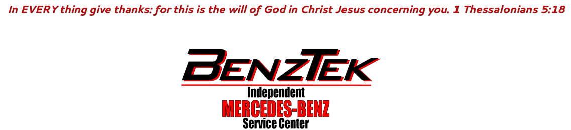 Mercedes Benz Service Coupons Benztek Benztek Independent - Mercedes benz service coupons